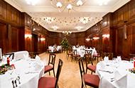 Weihnachtsfeier Hotel Albrechtshof Bankettsaal