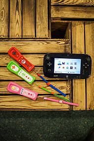 Wii-Konsole im Meeting & Event-Raum 'Freiraum' im Hotel Allegra