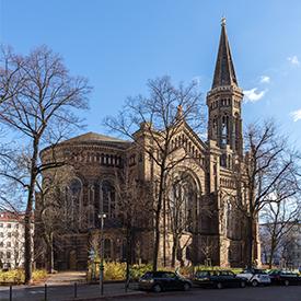 Zionskirche Berlin